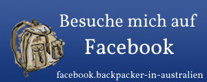 Backpacker-in-australien bei Facebook