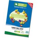 **** Harvest Guide 2011 Australia ****