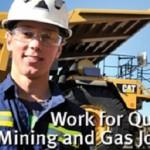 Arbeiten in einer Mine in Down Under!
