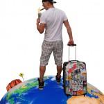 Wie finanzierst du deine Reise?