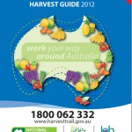 National Harvest Guide 2012