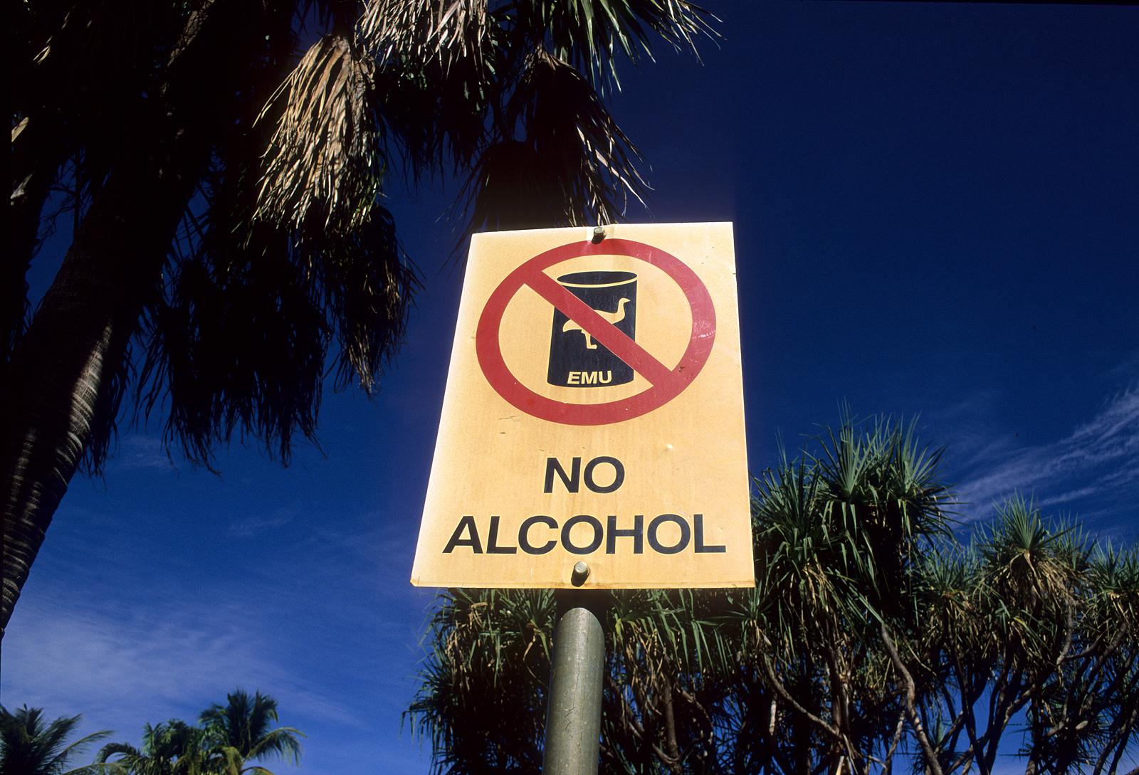 Alkohol Australien
